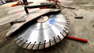 tyrolit concrete saw blade